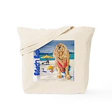 """'Beach Babe"""" Tote Bag"""