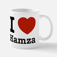 I love Hamza Small Small Mug