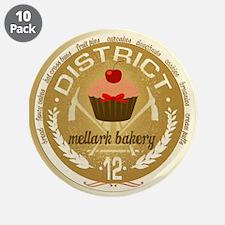 """Antique Mellark Bakery Seal 3.5"""" Button (10 pack)"""