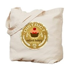 Antique Mellark Bakery Seal Tote Bag