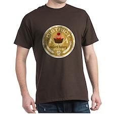 Antique Mellark Bakery Seal T-Shirt