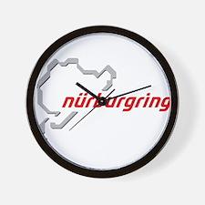 Nurburgring Gift Wall Clock