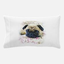 Pug Dog Pillow Case