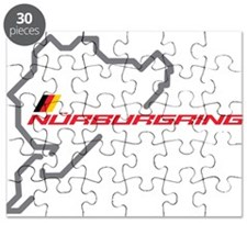 Nordschleife racing circuit Puzzle