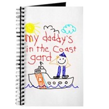 Coast Guard Daddy Journal