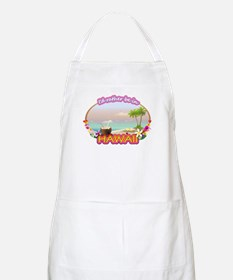 I'd rather be in Hawaii Apron