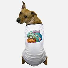 Hawaii says Aloha! Dog T-Shirt