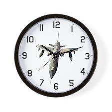 F Wall Clock