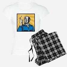 welder retro Pajamas