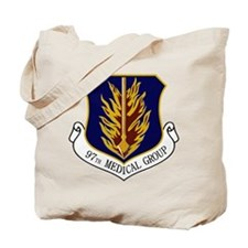 97th Medical Group Tote Bag