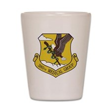 380th Medical Group Shot Glass