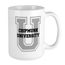 Chipmunk UNIVERSITY Mug
