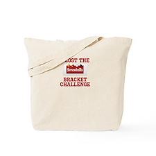Lost the Bracket Challenge Tote Bag