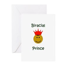 Biracial Baby/ Biracial Pride Greeting Cards (Pack