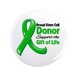 "Proud SCT Donor 3.5"" Button"