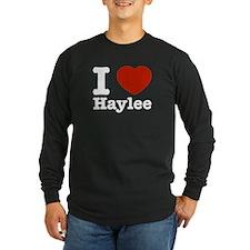 I love Haylee T
