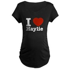 I love Haylie T-Shirt