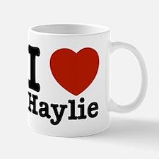 I love Haylie Mug