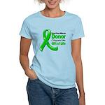 Proud BMT Donor Women's Light T-Shirt