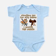 Prefer the Saddle design Infant Creeper