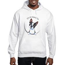 Boston Terrier IAAM Full Jumper Hoody