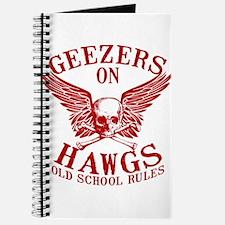 Geezers on Hawgs Journal