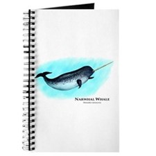 Narwhal Whale Journal