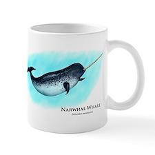 Narwhal Whale Mug