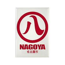 """""""Nagoya"""" Rectangle Magnet"""
