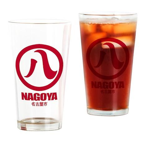 """""""Nagoya"""" Drinking Glass"""