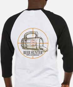 The Beer Hunter Baseball Jersey