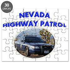 Nevada Highway Patrol Puzzle