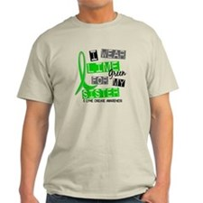 I Wear Lime 37 Lyme Disease T-Shirt