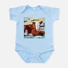 Hereford Calf Infant Bodysuit