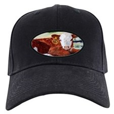 Hereford Calf Baseball Hat