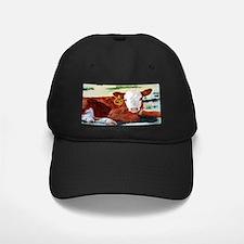 Hereford Calf Baseball Hat