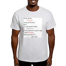 Glimmer GF/Gale BF/Foxface Cd 1 T-Shirt