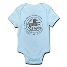 Celtic Horse Coin Infant Bodysuit