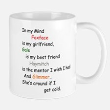 Foxface GF/Gale Best Friend/Glimmer Cd 1 Mug