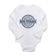 Titanic Sinking Anniversary Long Sleeve Infant Bod