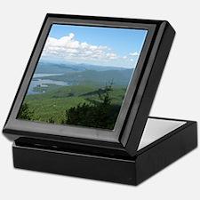 Tong. Mtn Range Keepsake Box