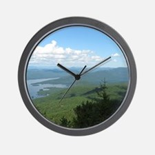 Tong. Mtn Range Wall Clock