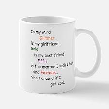 Glimmer GF/Gale BF/Foxface Cd 2 Mug