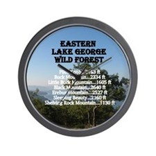 Eastern LG summits Wall Clock