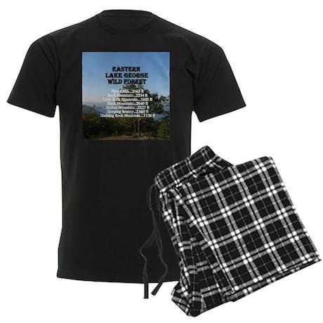Eastern LG summits Men's Dark Pajamas