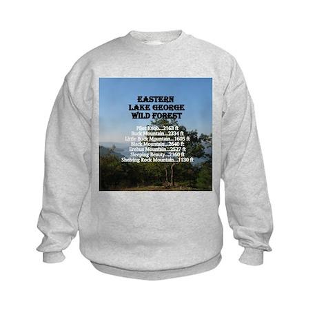 Eastern LG summits Kids Sweatshirt