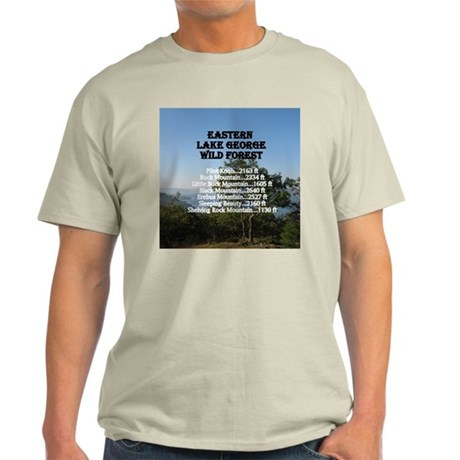 Eastern LG summits Light T-Shirt