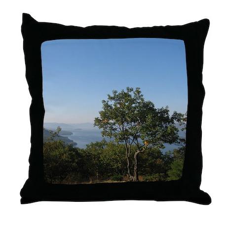 Shelving Rock Mtn Throw Pillow