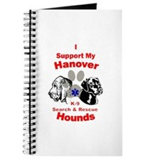 I Support My Hanover Hounds Journal