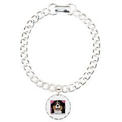 I Love My Bernese Bracelet
